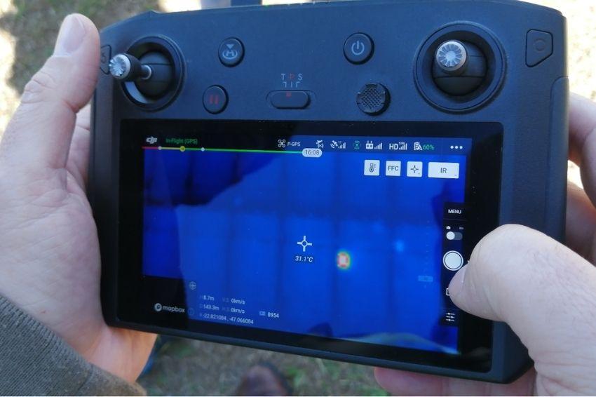 Modelagem 3D com drones otimiza projetos de geração solar 1