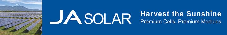 Ad 018 - JA Solar