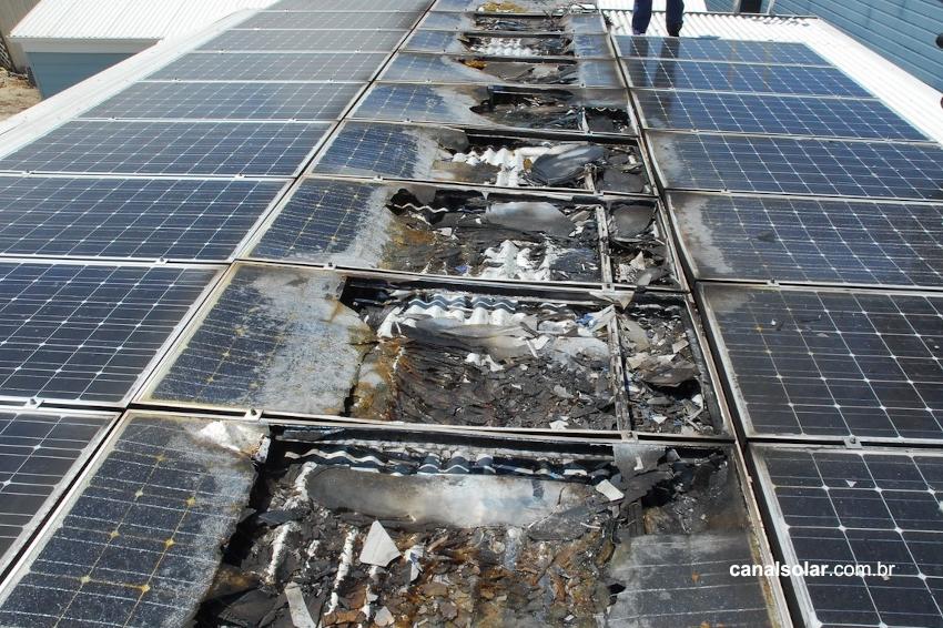 Causas e efeitos da corrente reversa nos módulos fotovoltaicos