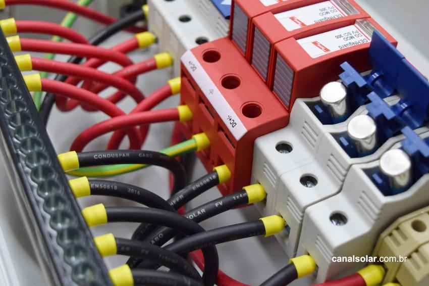 Entenda as especificações básicas dos componentes da string box