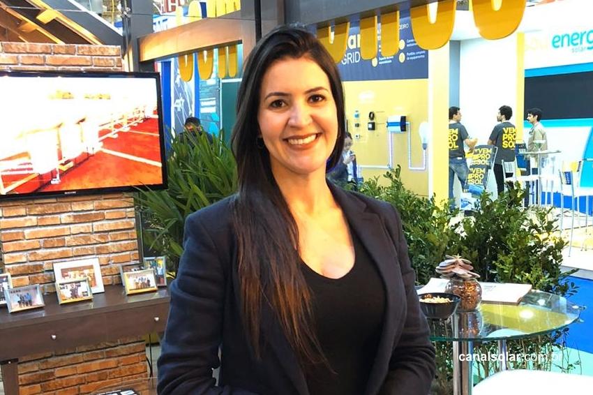 Camila Gusmão: 'A participação das mulheres no mercado de trabalho tem sido fundamental'