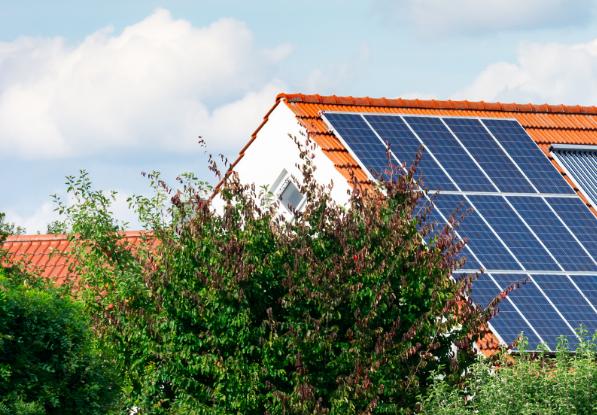 Como ter energia solar na minha casa