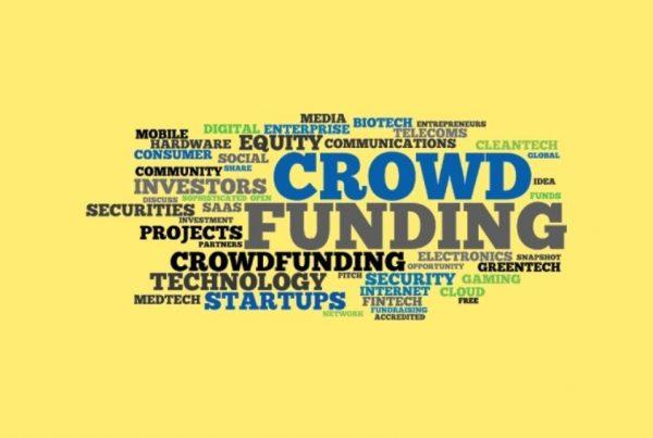 Crowdfunding para investimentos em projetos de energia solar