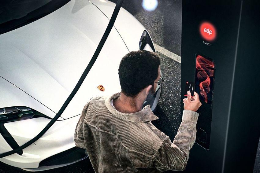 Porsche firma parceria com EDP para uso de eletropostos no Brasil