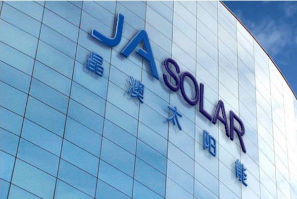 JA Solar pretende expandir as vendas no Brasil para 1 GW por ano até 2024