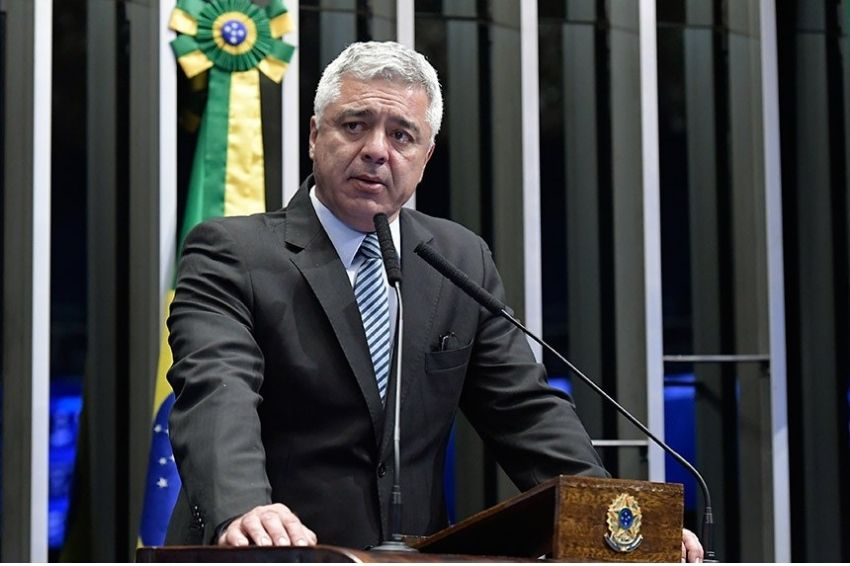 Senador Major Olímpio tem morte cerebral após contrair Covid-19