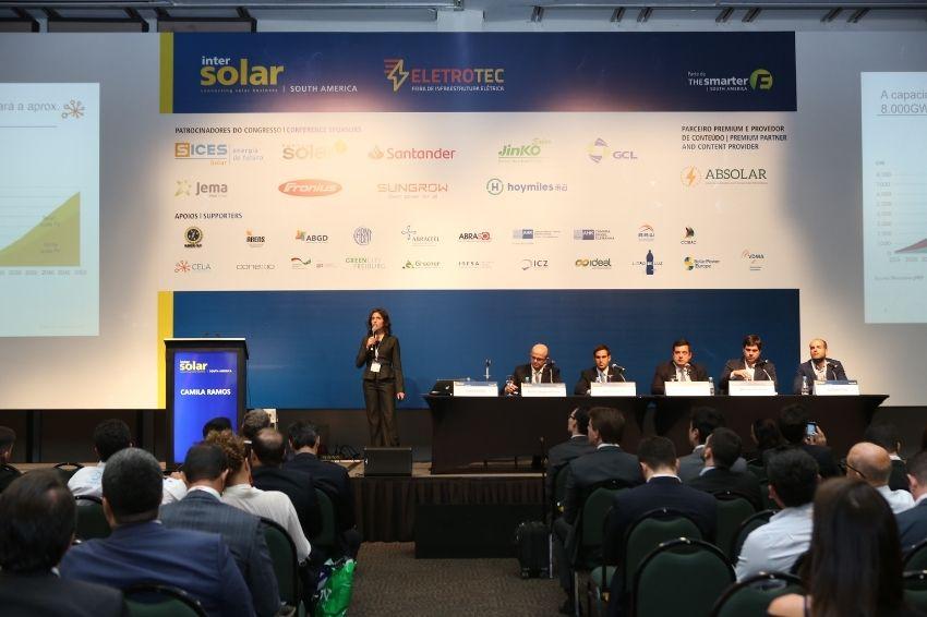 The Smarter E South America reúne três feiras do setor fotovoltaico