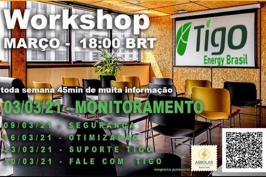 Workshop Tigo Energy Brasil 2021