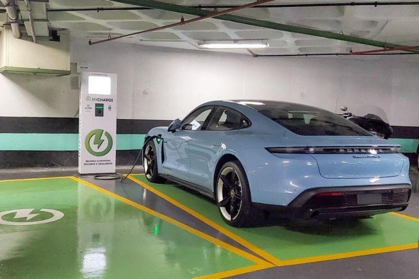 Plataforma de moradia investe em serviços de recarga para veículos elétricos