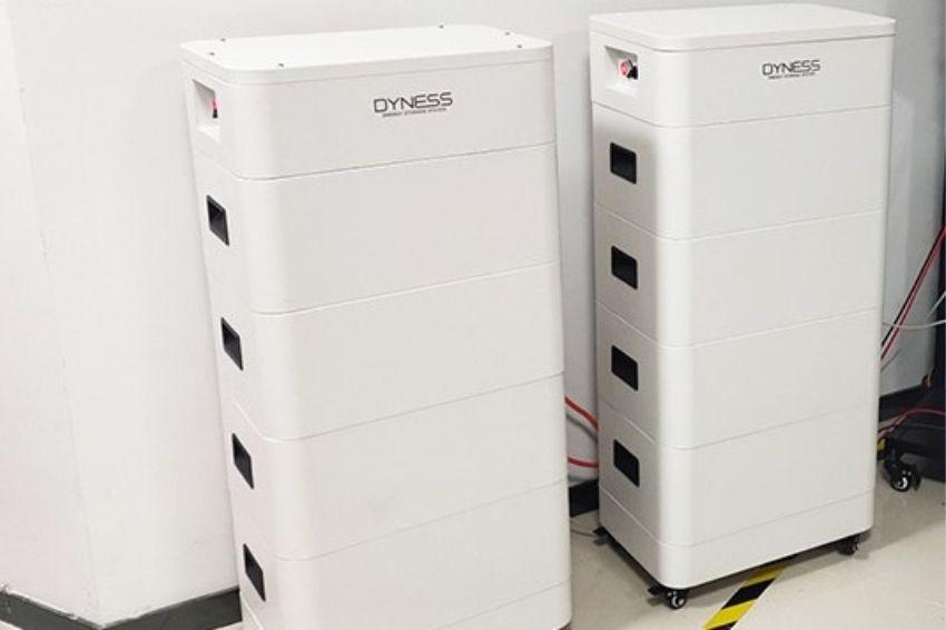 Sistema de armazenamento Dyness é aprovado no mercado australiano