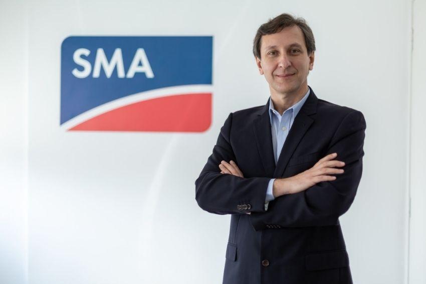 André Gellers assume como Country Manager da SMA