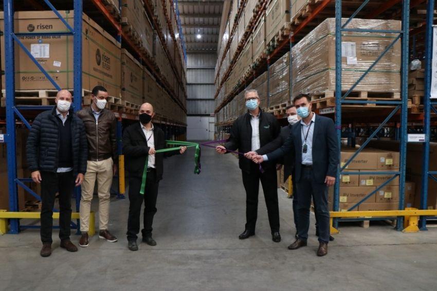 Renovigi inicia operação logística em Santa Catarina