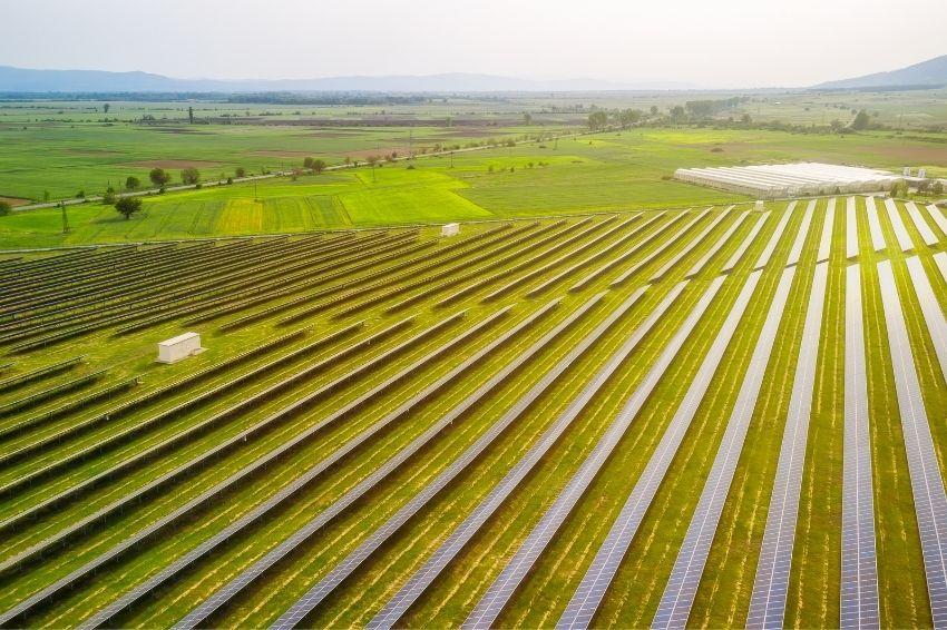 Energia solar expande o agronegócio brasileiro