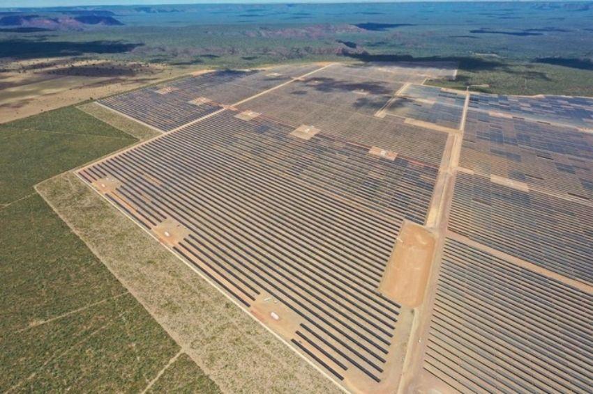 Piauí investe na construção de usinas solares visando a geração de energia limpa