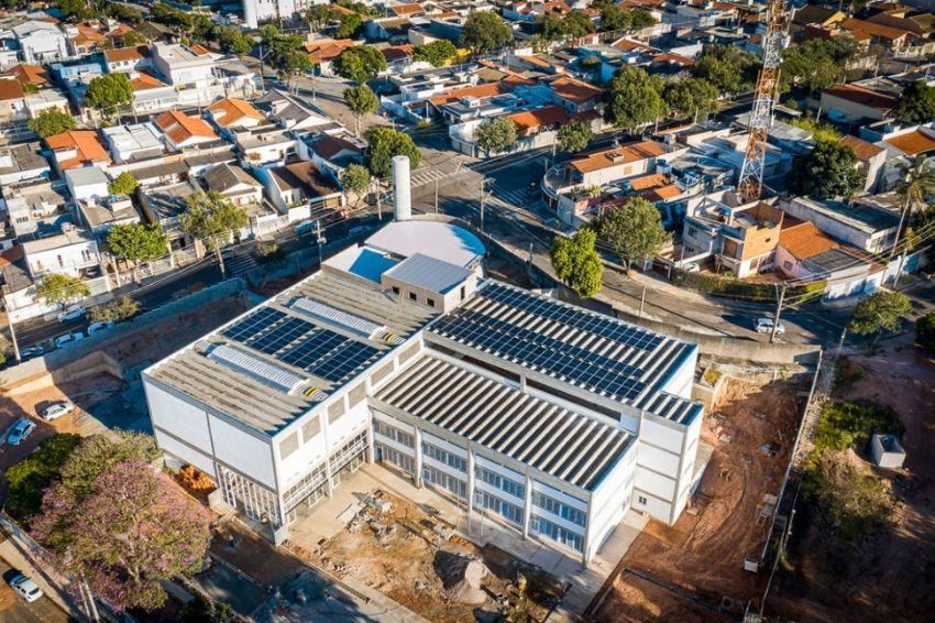 Jundiaí terá a primeira escola abastecida por energia solar