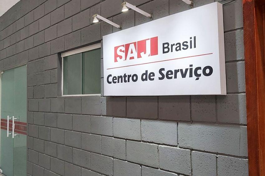 SAJ investe na construção de rede de cobertura de serviços no Brasil