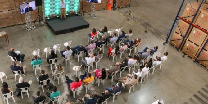 Renovigi realiza 1º evento com credenciados pós-pandemia