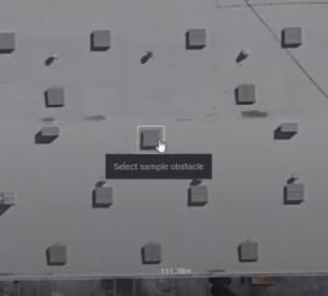 Detecção automática de obstáculos no SolarEdge Designer