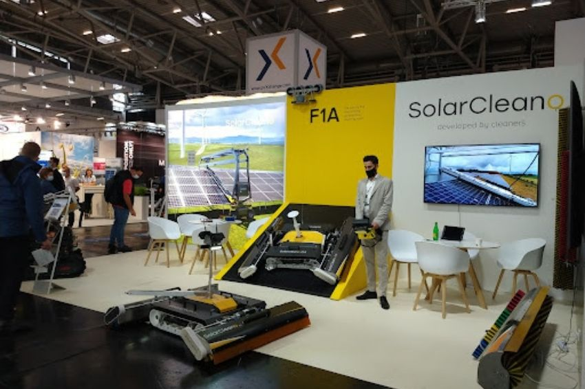 Intersolar Europe: de robôs que limpam painéis automaticamente a sistemas agrivoltaicos