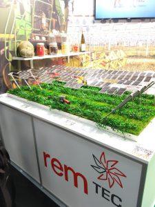 Intersolar Europe: de robôs que limpam painéis automaticamente aos sistemas agrivoltaicos